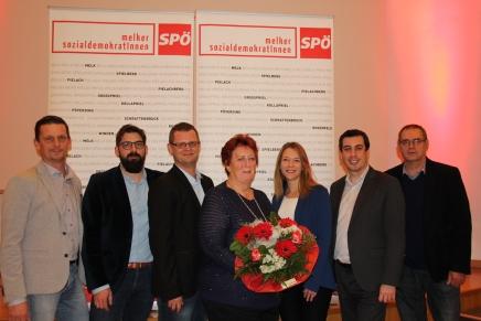 Stadtrat Jürgen Eder einstimmigwiedergewählt!