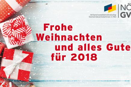 Frohe Weihnachten und alles Gute im neuenJahr!